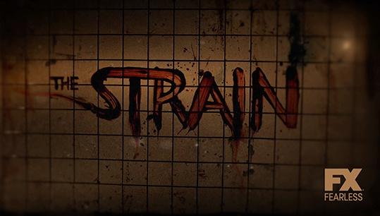 """The Strain"", imagen publicitaria"