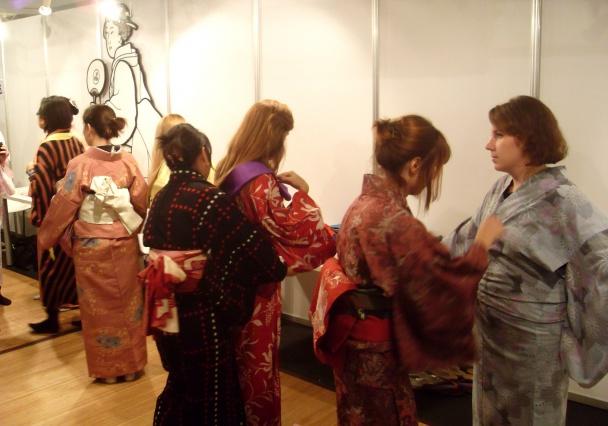 El Taller de Kimono, de la mano de la Asociación Cultural Kimono Club