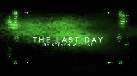 the last day doctor who mini episodio
