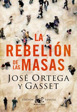 Filosofía española  con Ortega y Gasset