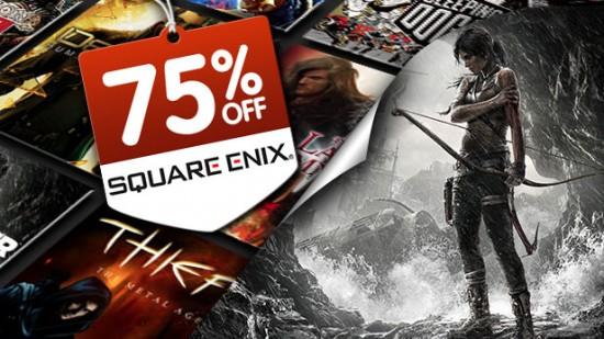 Descuentos Square Enix