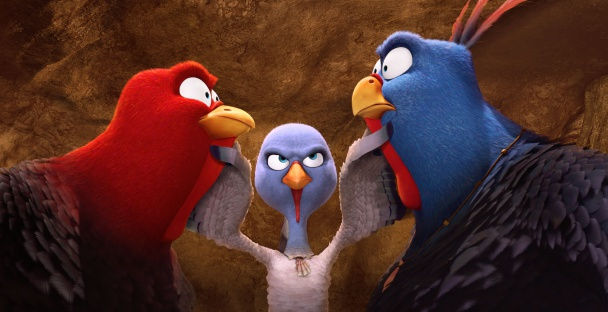 Free Birds: Vaya Pavos