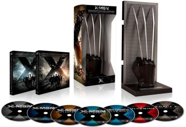 X-Men Adamantium Garras