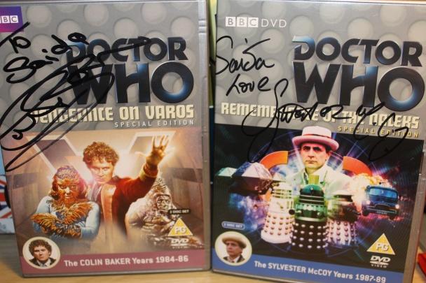 DVD firmados