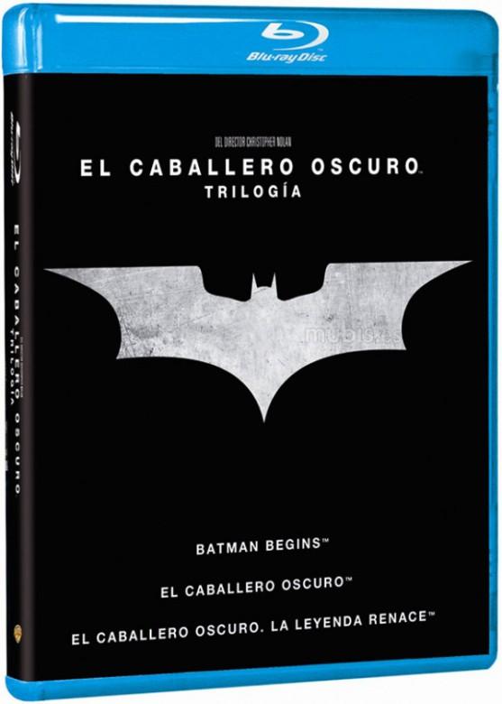 Trilogía Nolan blu-ray