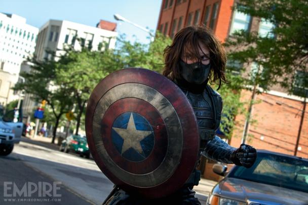 Imagen Capitán América El Soldado de Invierno 4