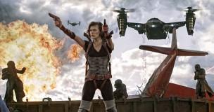 Imagen Resident Evil Milla Jovovich