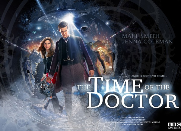 Imagen central The Time of the Doctor