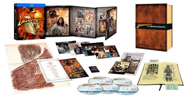 Indiana Jones Las Aventuras completas