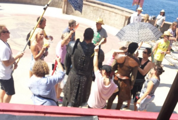 Juego de Tronos 4 Gregor Clegane