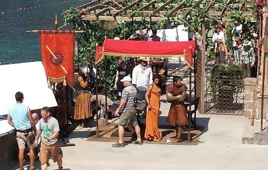 Juego de Tronos 4 Oberyn Ellaria