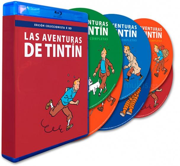 Las aventuras de Tintín