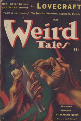 Lovecraft weird tales