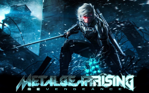 Metal Gear Rising 1