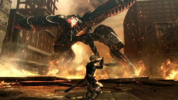 Metal Gear Rising 3
