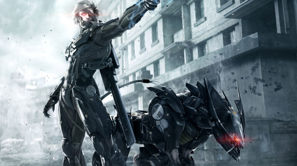 Metal Gear Rising 5