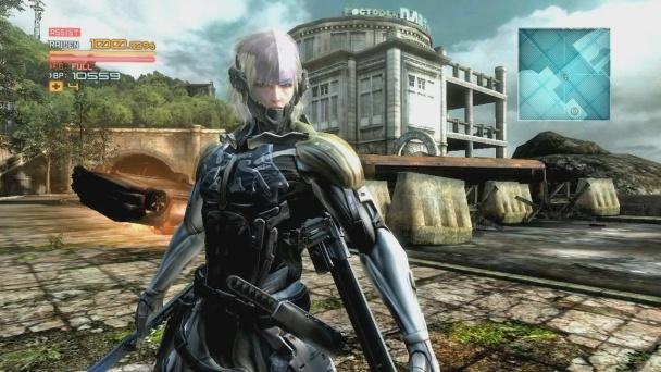 Metal Gear Rising 4