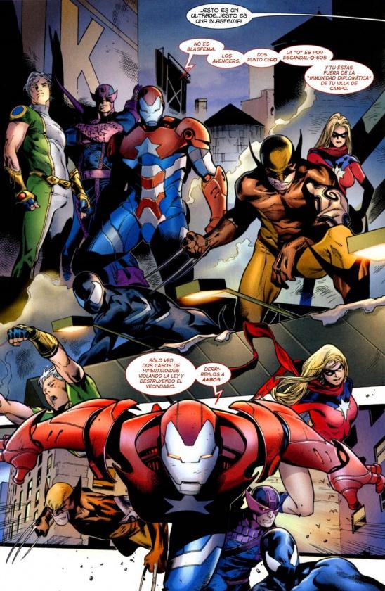 Página de Thor 3 - Exiliado