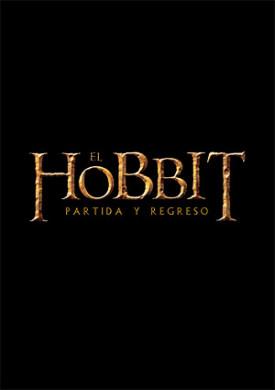 Póster El Hobbit Partida y Regreso