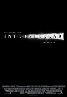 Póster Interstellar
