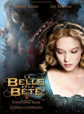 Póster La Bella y la Bestia