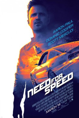 Póster Need for Speed