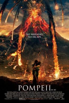 Póster Pompeii