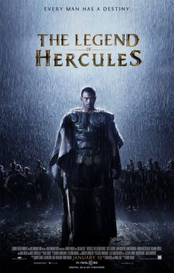 Póster The Legend of Hércules
