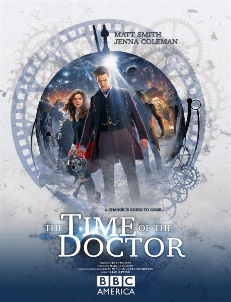 Póster The Time of the Doctor