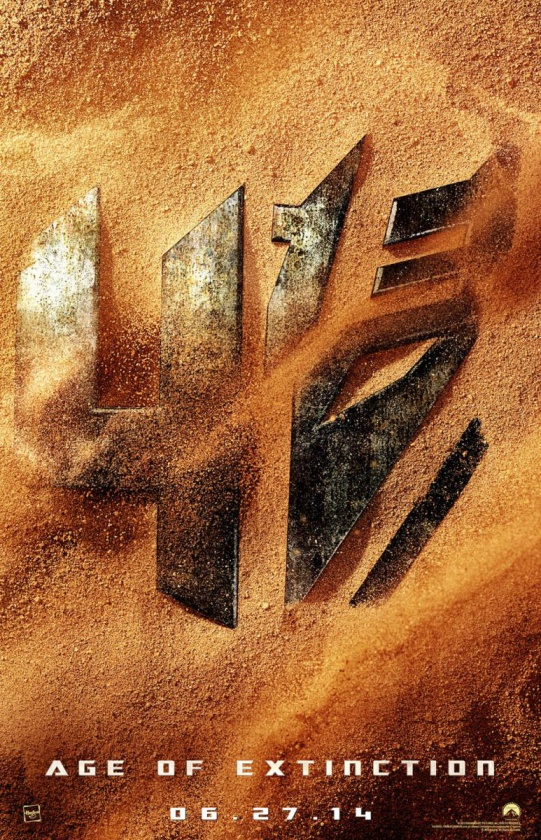 Póster Transformers La Era de la Extinción