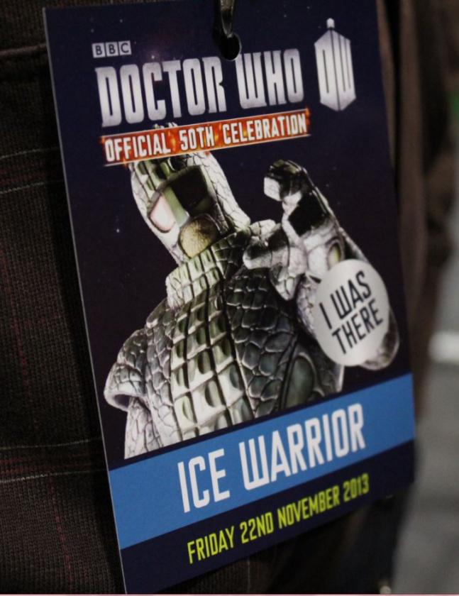 Pase evento Doctor Who