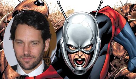 Paul Rudd Ant-Man