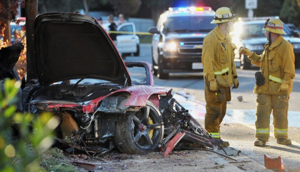 Paul Walker accidente