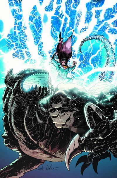 Portada de Action Comics #26