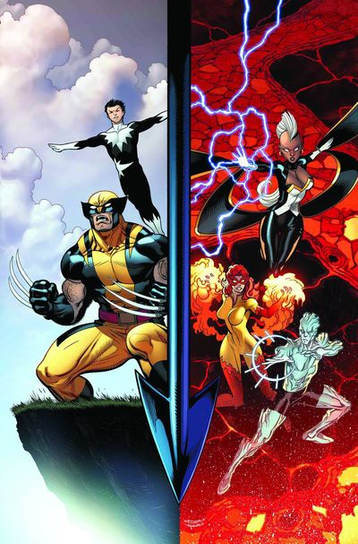 Portada de Amazing X-Men #6