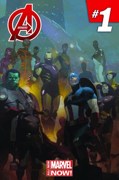 Portada de Avengers #24.1