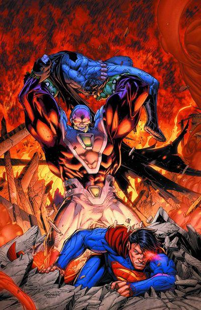 Portada de Batman - Superman #6