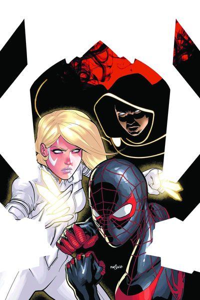 Portada de Cataclysm Ultimate Spider-Man