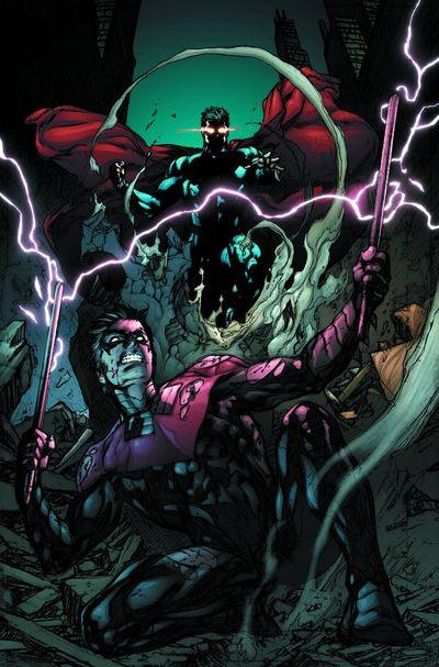 Portada de Justice League #25