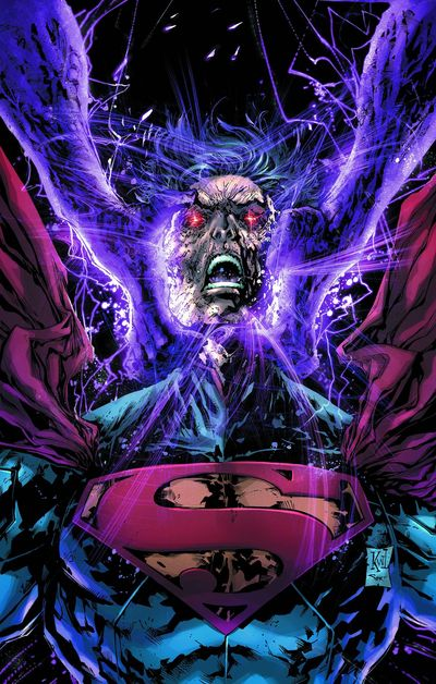 Portada de Superman #26