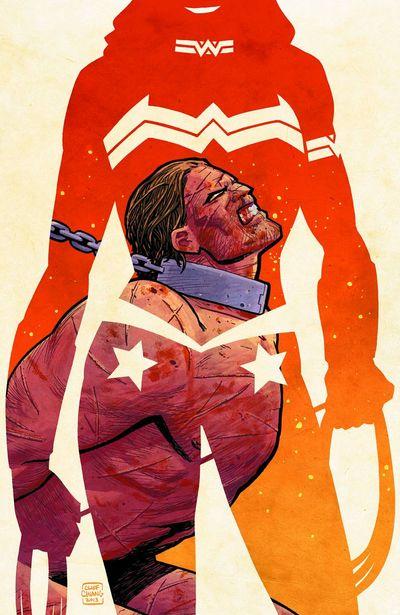 Portada de Wonder Woman #26