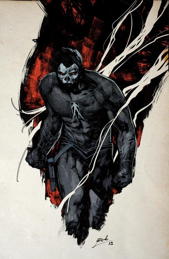 Shadowman 13