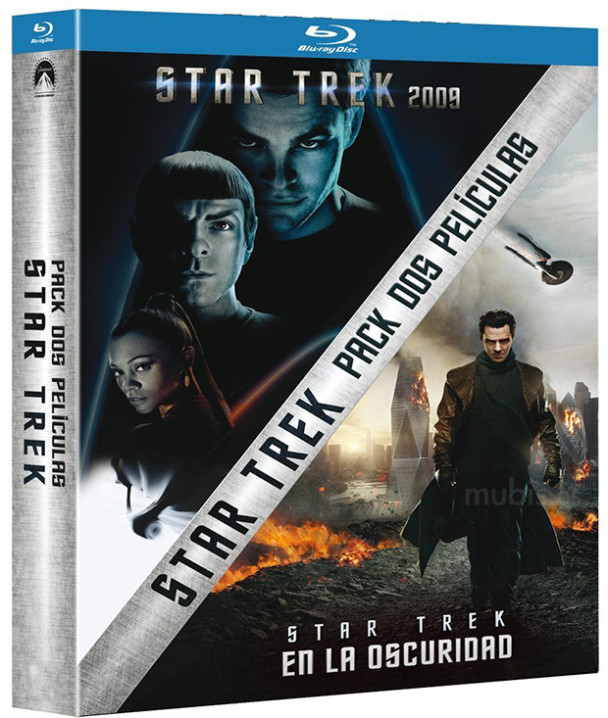 Star Trek + Star Trek: En la oscuridad