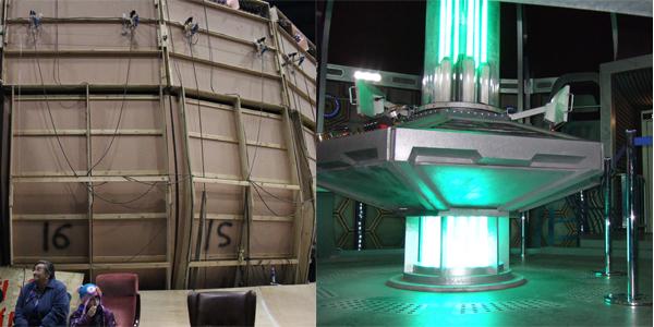 TARDIS en BBC