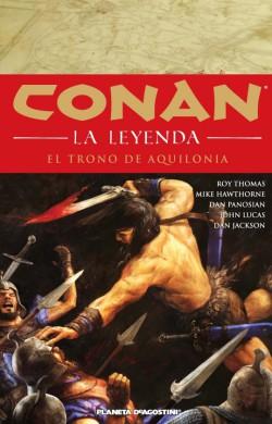 Conan la leyenda (Colección cartoné)
