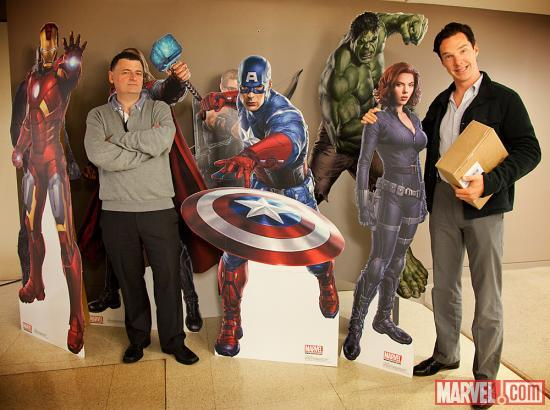 Cumberbatch Marvel