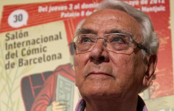 Fallece el dibujante José Ortiz