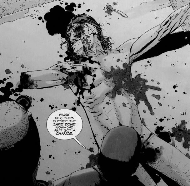 gobernador-comic-torturado-por-michonne