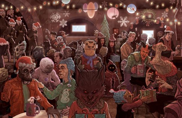 La Navidad en Star Wars