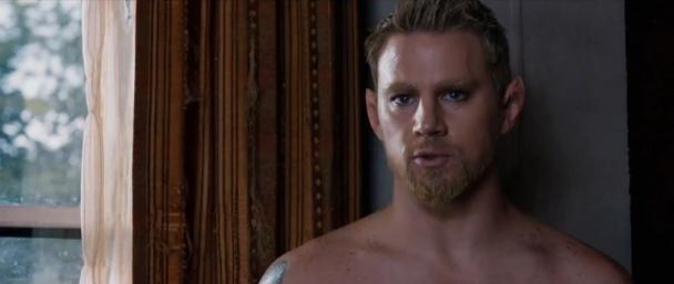 ¿Channing Tatum con orejas de elfo?